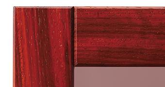 表彰楯の木製フレームの紹介(パドック)