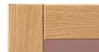 表彰楯の木製フレームの紹介(オーク)