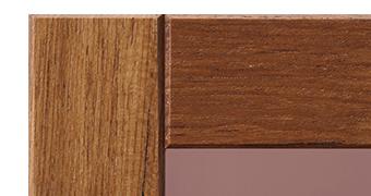 表彰楯の木製フレームの紹介(チーク)