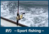 釣り・スポーツフィシング